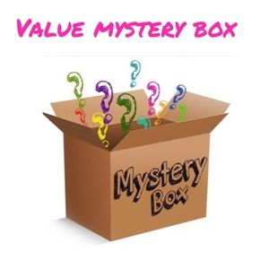 Value Mystery Box 📦 5 for $25